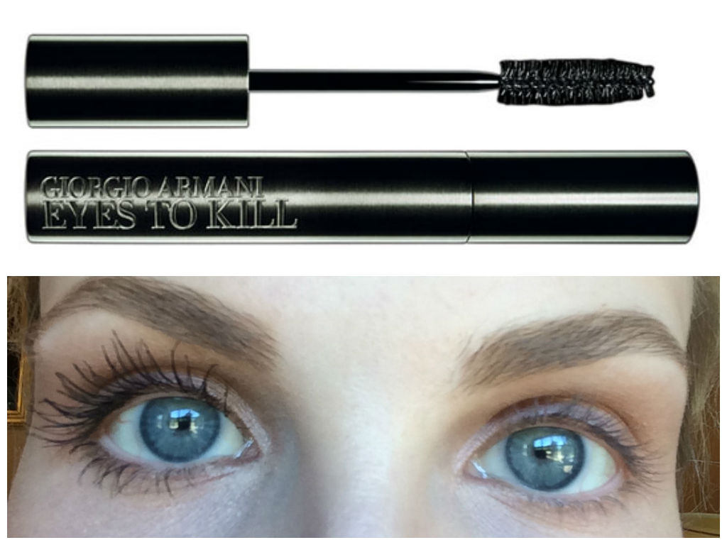 Lancome Definicils Mascara And After