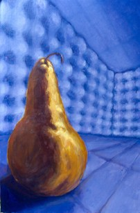 """Psycho Pear."" The one that started the whole series (not an homage to an artist)"