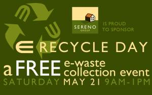 Sereno Group E-Recycle Event Postcard