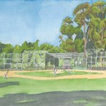 Los Altos Hills Little League Field