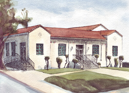 Claremont Post Office