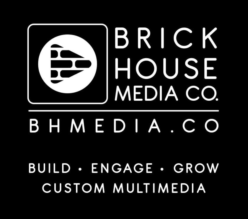 Brick House Media Logo Ideas rev006