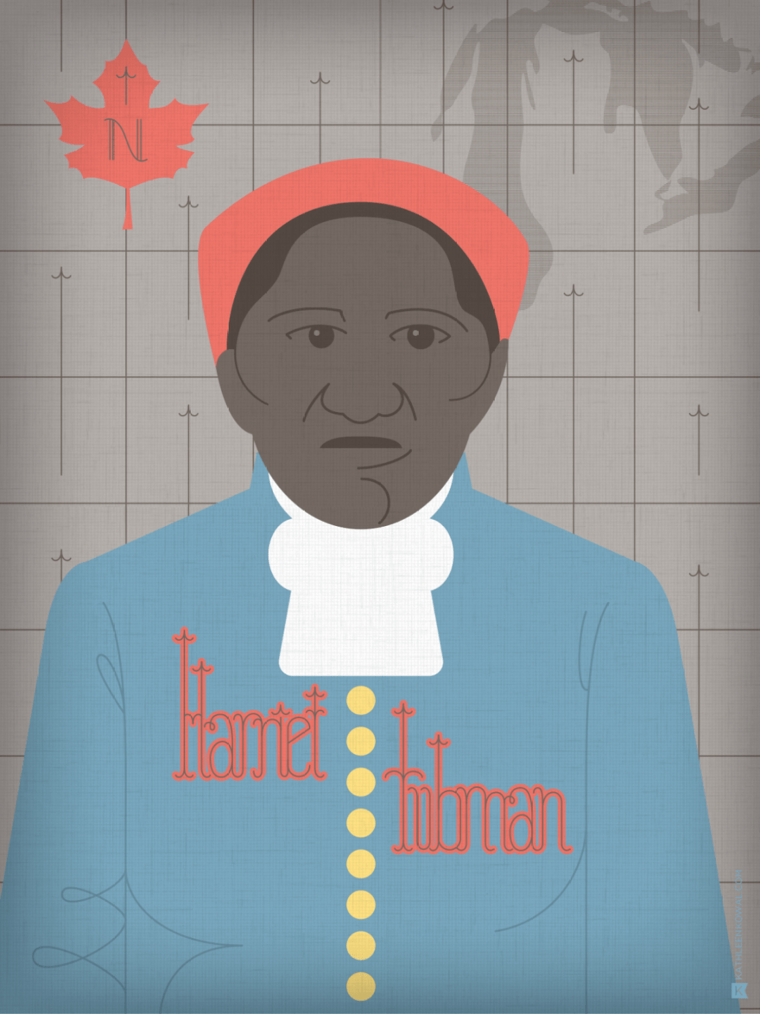 Kowal_Women-of-History_Harriet_Tubman