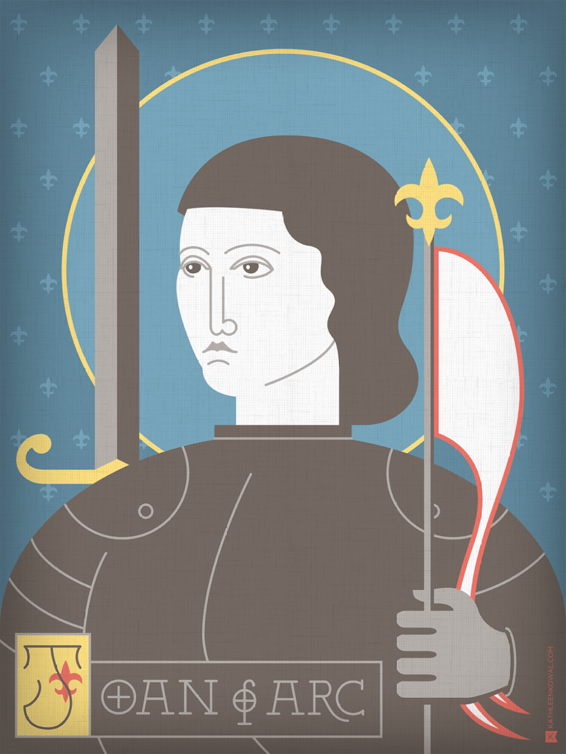Kowal_Women-of-History_Joan-of-Arc
