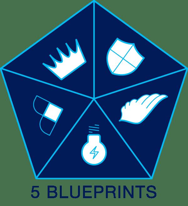 Lumiere Work Icon - 5 Blueprints