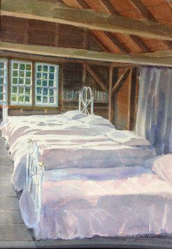 sleeping-loft