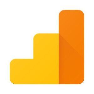 Google Analytics Logo (Bar Chart)