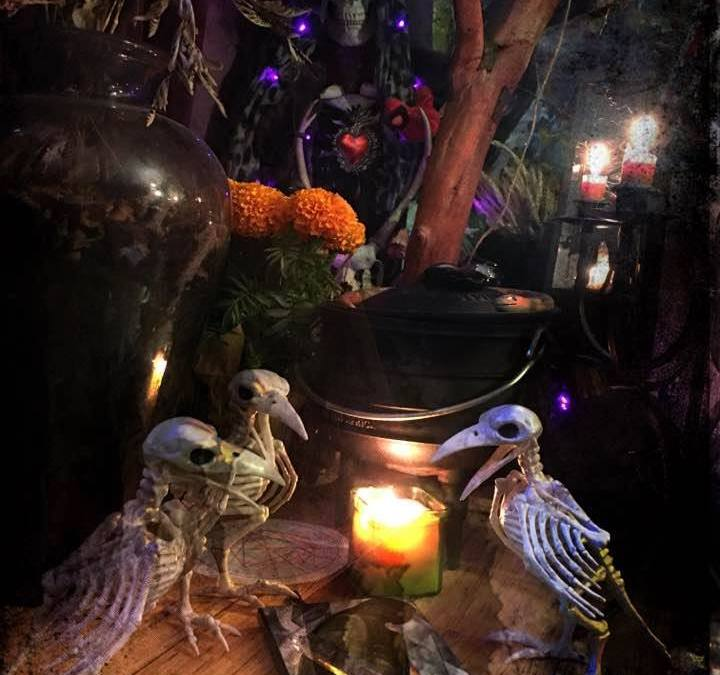 13 Holy Rites of the WITCH