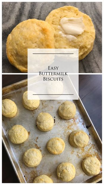 Quick to mix up, these biscuits are fluffy and flaky. Perfect with some butter or honey, or both! Kathleenscravings.com
