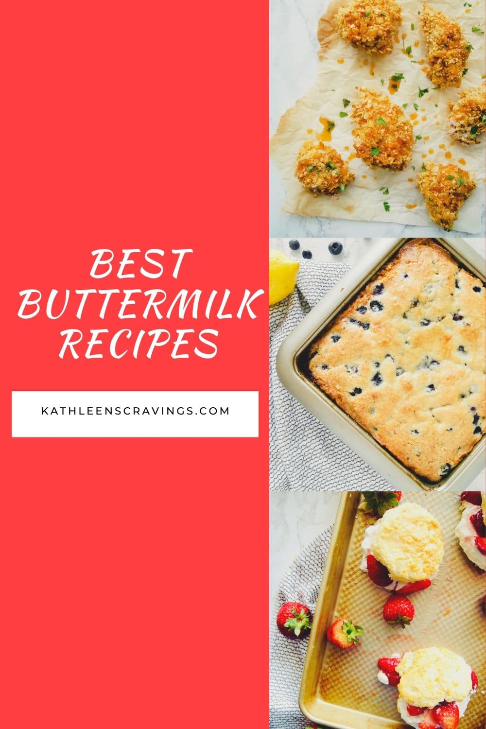 Best Buttermilk Recipes