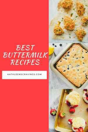 Best Buttermilk Recipes