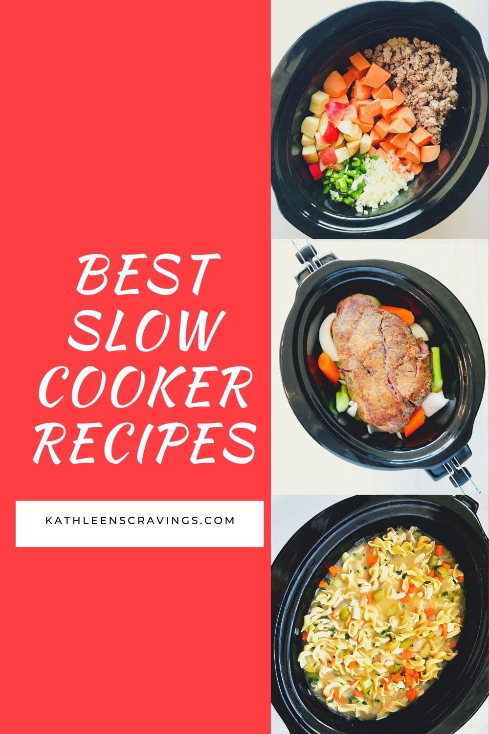 Best Slow Cooker Recipes!