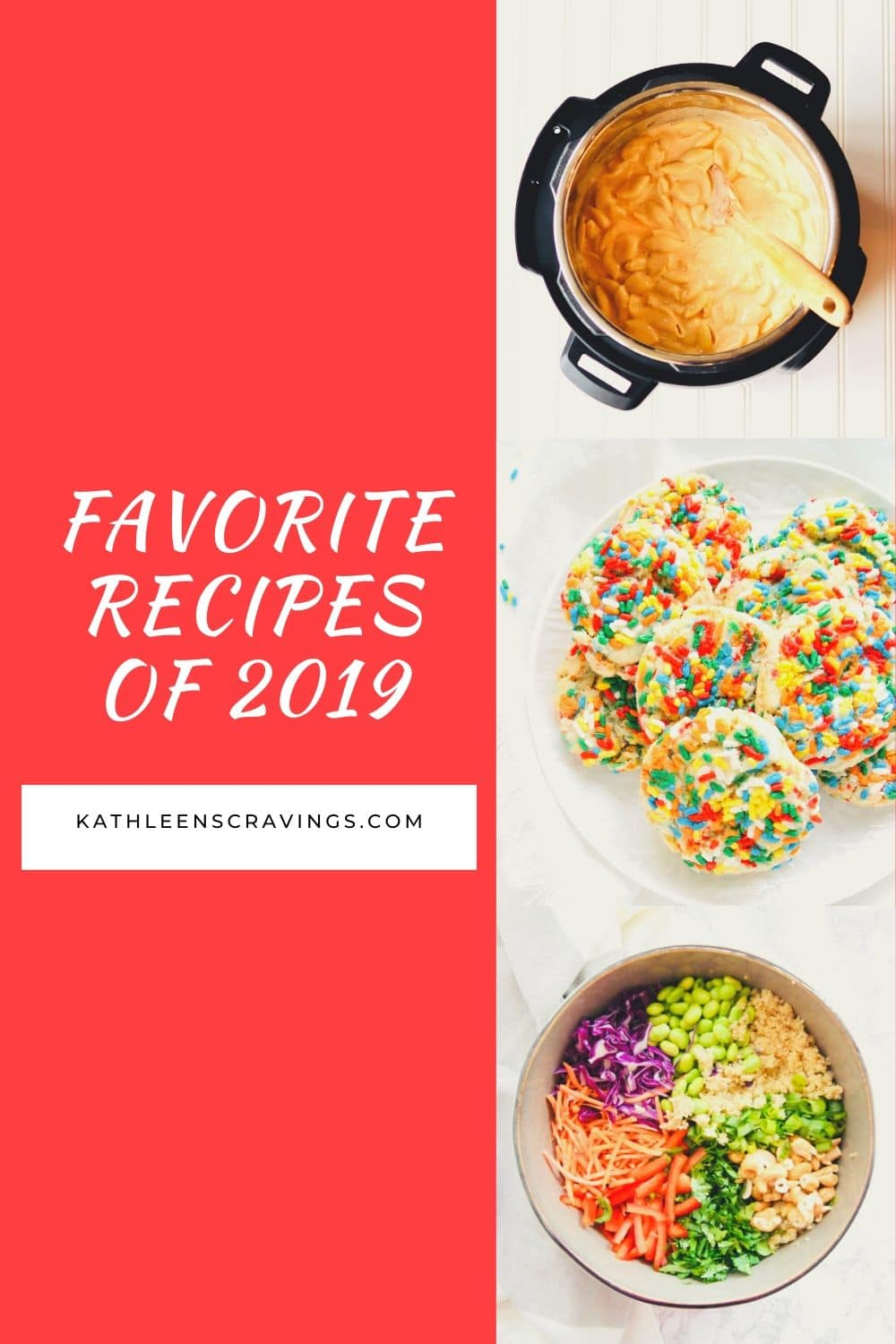 FAVORITE Recipes of 2019!