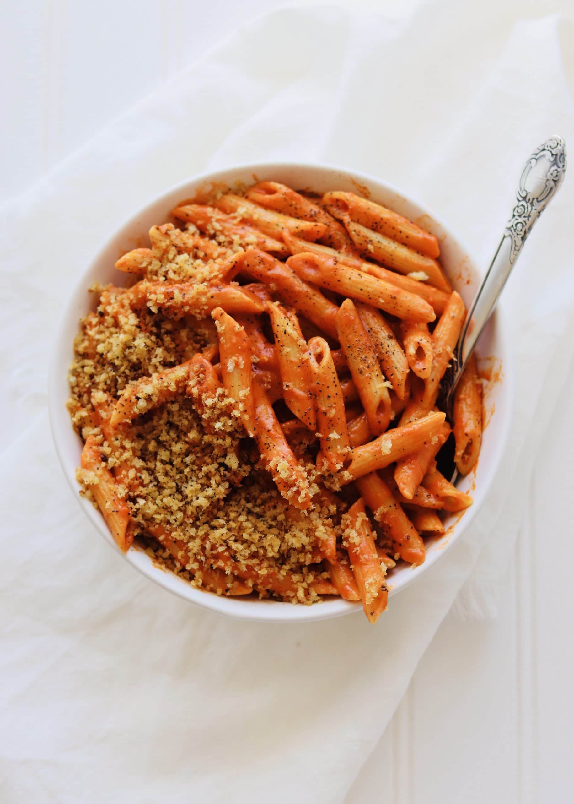Vegan Creamy Tomato Pasta