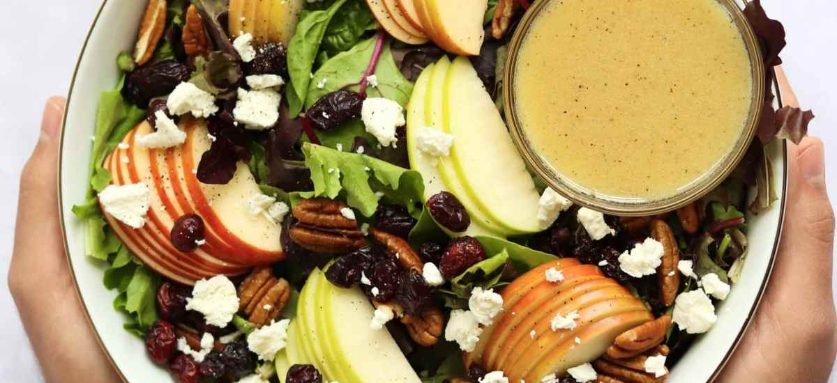 Apple Pecan Harvest Salad