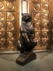 Bear at St John The Divine
