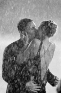 Kissing-in-the-Rain
