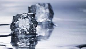 smeltend ijs
