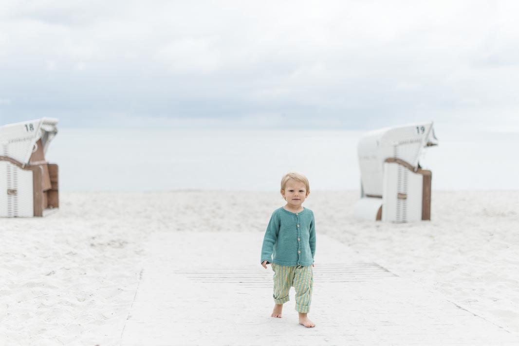 wundervolle Familienbilder an der Ostsee