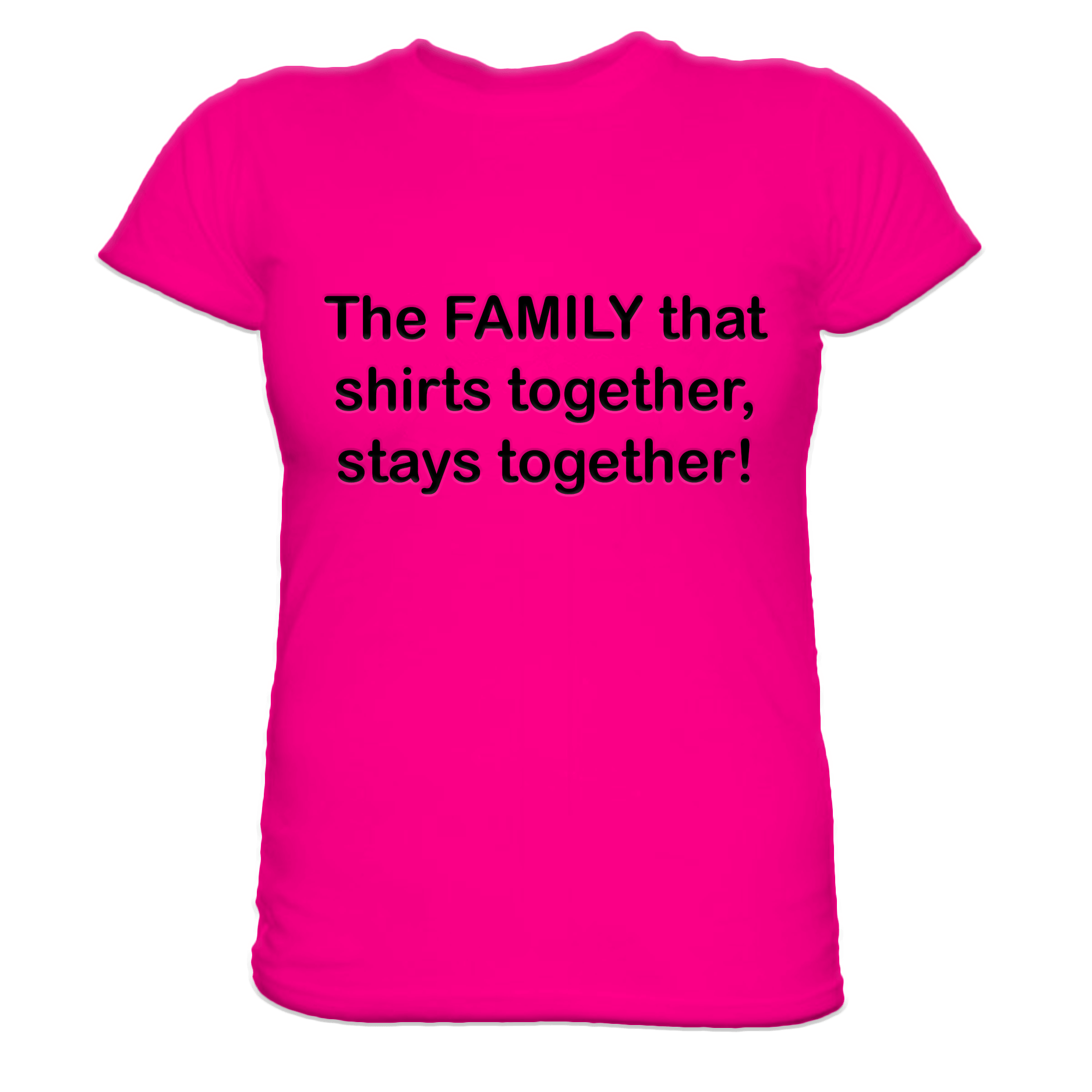 Design t shirt for family reunion - W_on_t_family_reunion_tshirt1