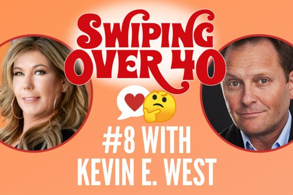 podcast about dating over 40 swiping over 40 episode 8 with kevin west