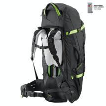 Terrane Adapt Backpack With Wheels - Granite Black