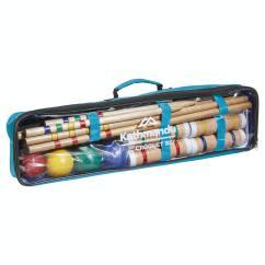 Diagram Of 6 Wicket Croquet Dodge Truck Fuse Box Kathmandu 4 Player Wooden Ball Mallet Wire Hoop