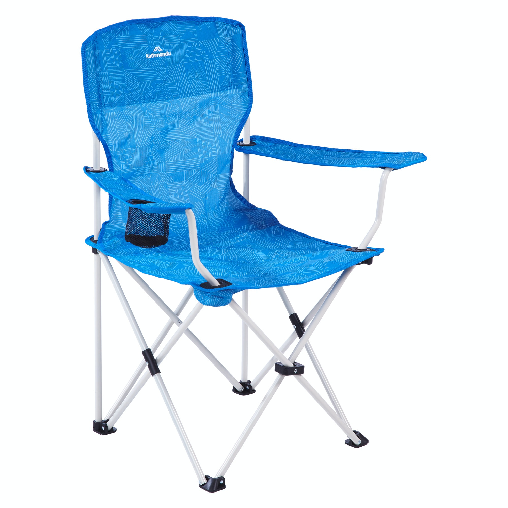 folding chair nepal peg perego high cover kathmandu roamer outdoor camping with cup