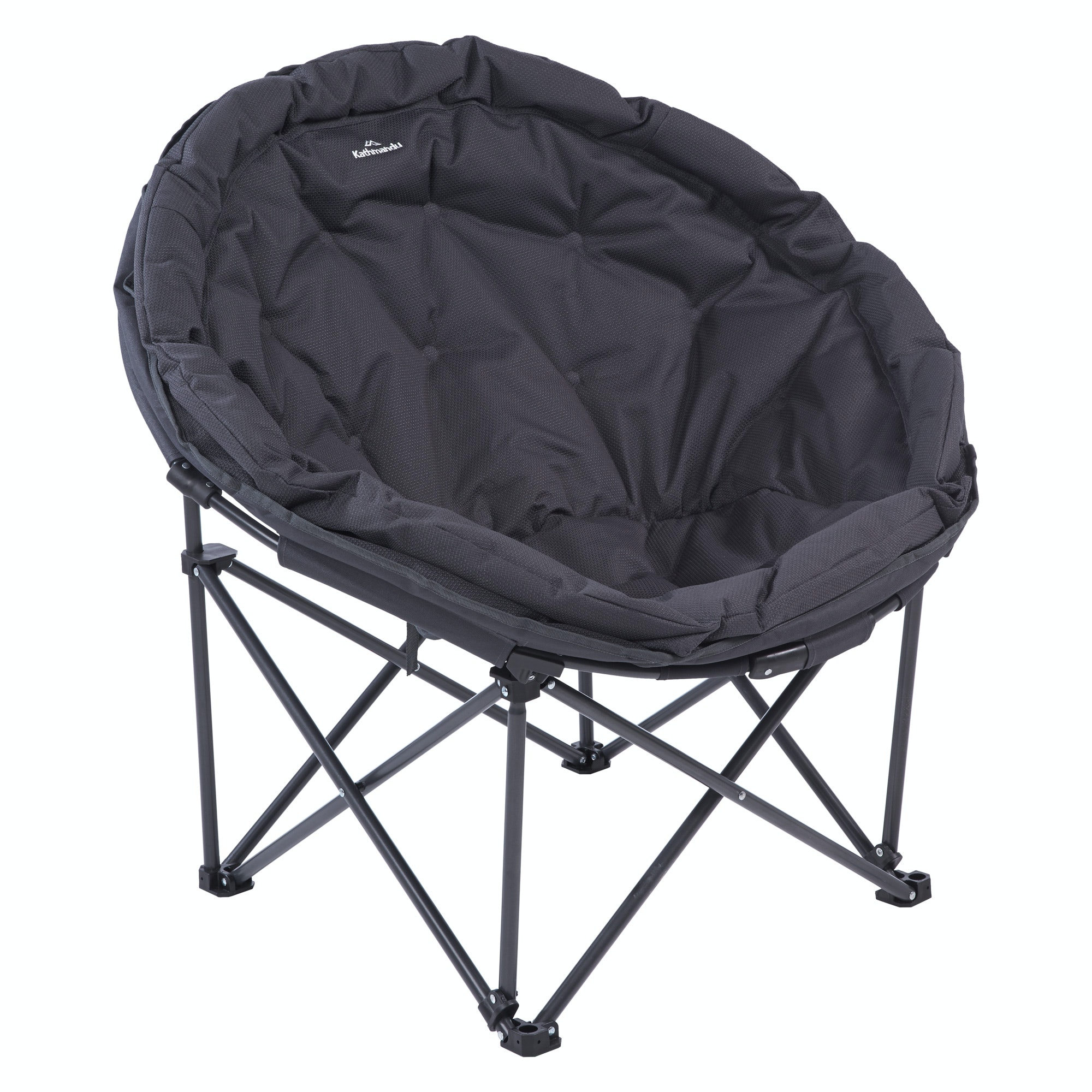 folding chair nepal ikea egg cabana moon deluxe dark blue