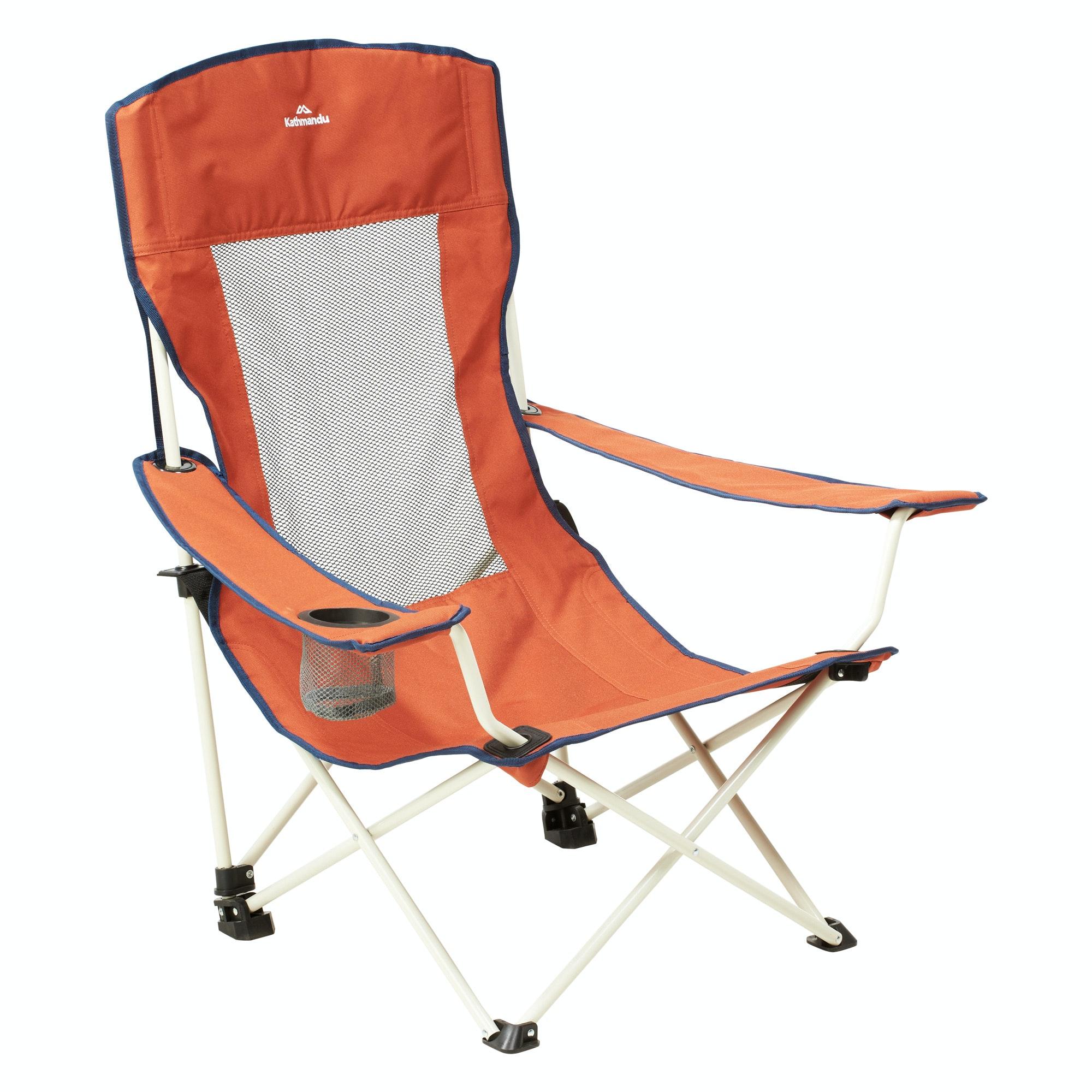 folding chair nepal swing dedon kathmandu roamer hi back portable camping picnic