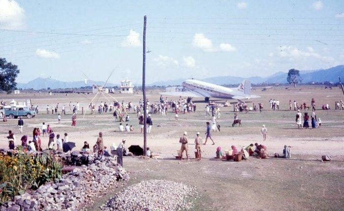 नेपालको गौचरण विमानस्थल र त्यहाँ देखिएको चहलपहल