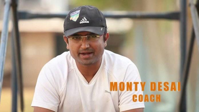 Monty Desai