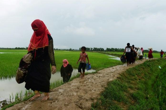 Rohingya militants