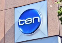 Australia TV network Ten