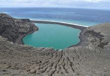 Tongan island