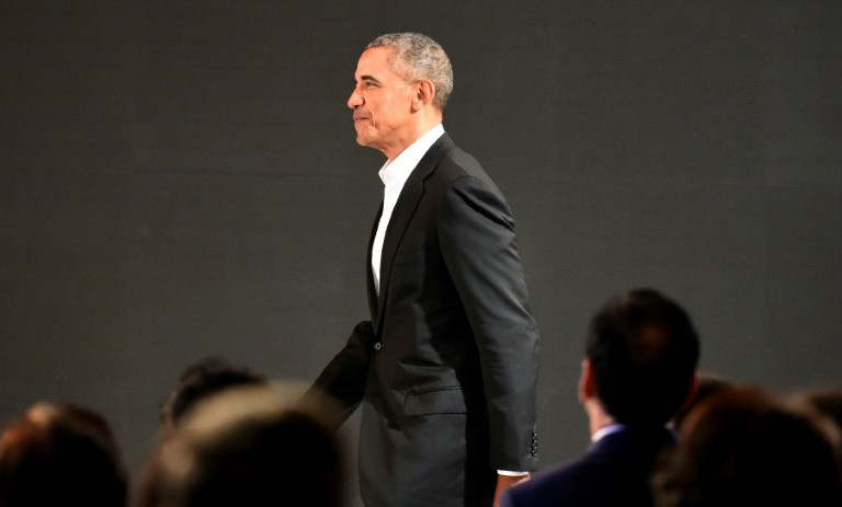 Obama cites 'absence of American management' on local weather