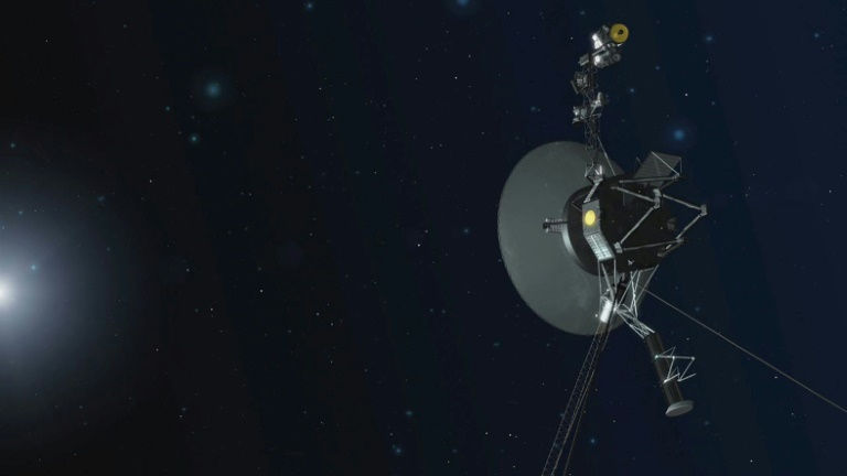 Voyager 1 fires thrusters last used in 1980 - and they worked!