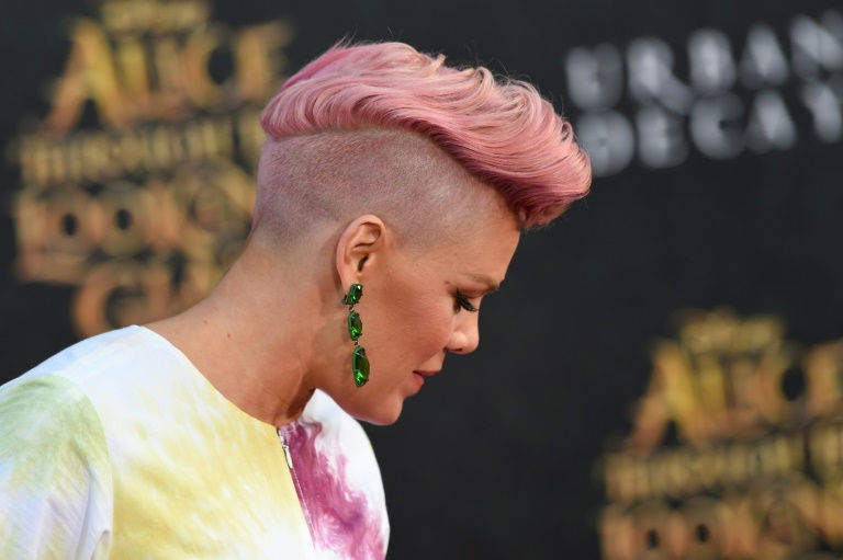 Pink will sing national anthem at Super Bowl