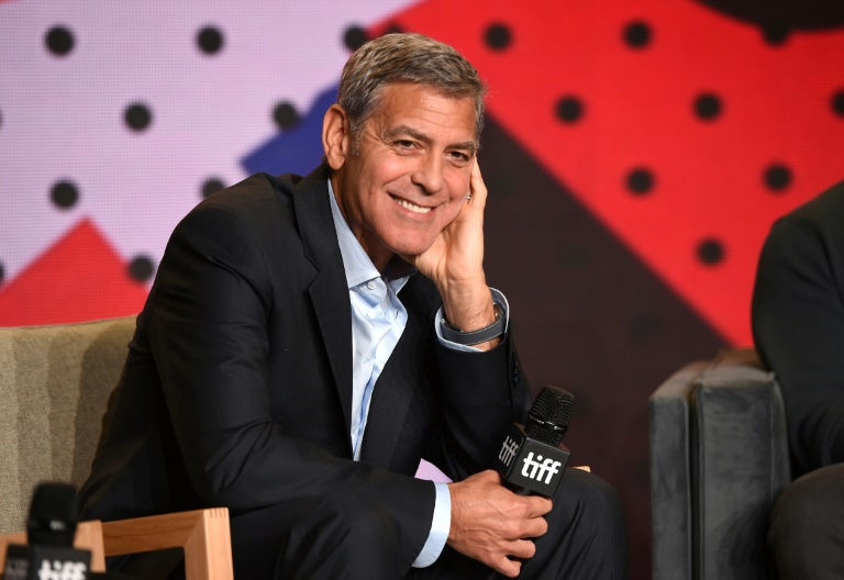 George Clooney's TV Return Lands at Hulu