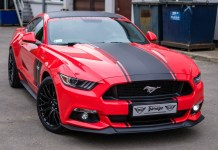 Mustang GT Fastback 2018