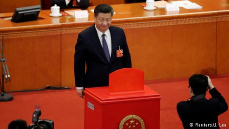 China allows Xi Jinping to remain president indefinitely, abolishing term limits