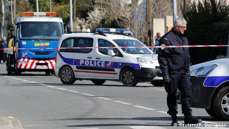 Two killed in French supermarket hostage-taking - PM