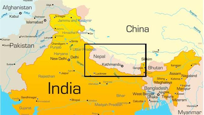 Map Of Nepal And China Nepal China India trilateral cooperation: will it benefit South