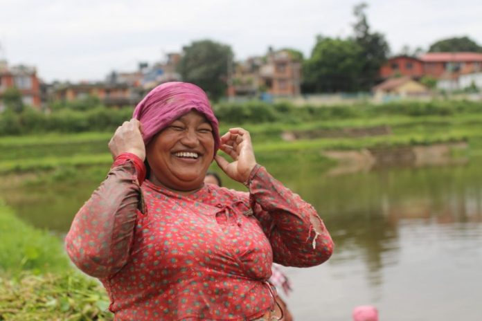 Nepali town