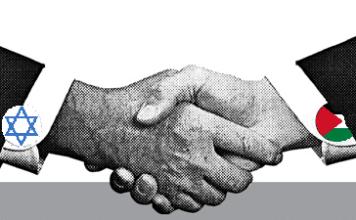 Israeli-Palestinian peace agreement