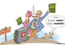 Nepalis Who Deposited Their Suspicious Wealth in Swiss Banks