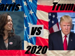 Kamala Harris vs Trump