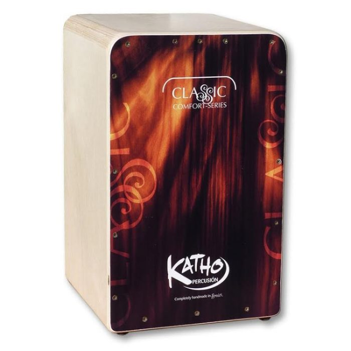 cajones flamencos Katho Percusión confort classic