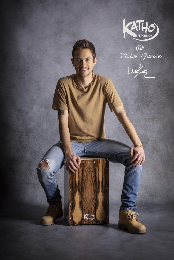 Victor Garcia cajones flamencos Katho Percusión