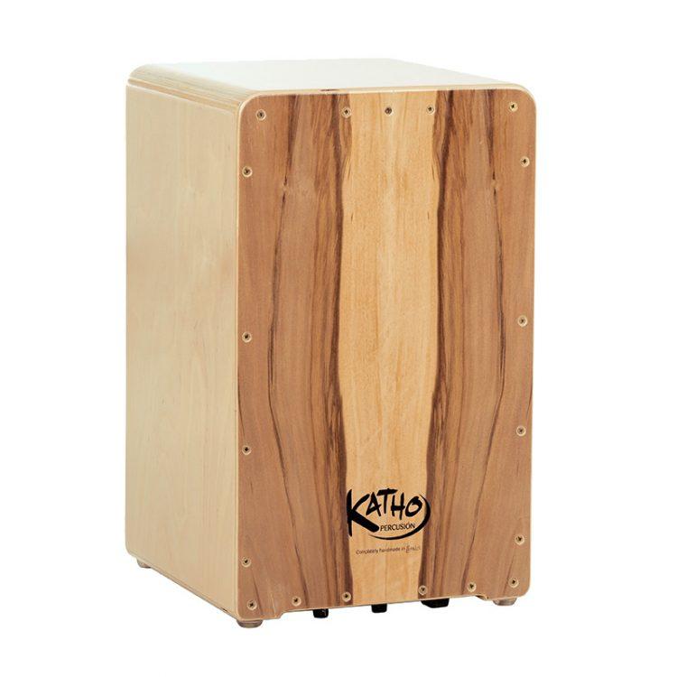 cajon flamenco Katho Percusión esencia red gum